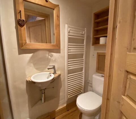 Toilette Les Saisies
