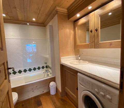 Salle de bain Les Saisies