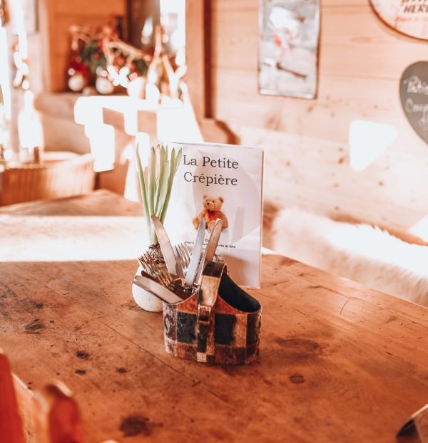 Restaurant La Petite Crèpière